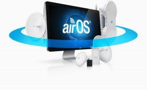 هشدار امنیتی AirOS های قدیمی UbiQuti