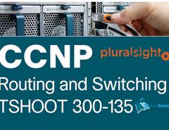 دانلود کتاب CCNP Routing and Switching TSHOOT 300-135