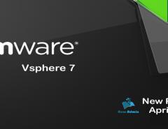 Vmware Vsphere 7 April 2020