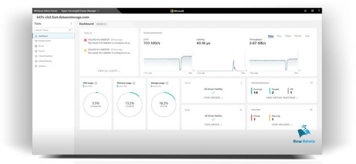 Learning Windows Admin Center